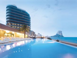 Fietsvakantie In Calpe In Hotel Sol Y Mar