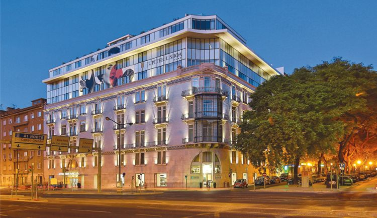 Hotel jupiter lisboa tui last minute for Hotel last minute