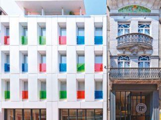 Witte Paard Hotels Saint Sauveur & Pantheon Palace